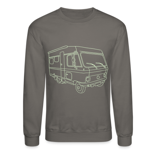 Caravan (mobile home) - Crewneck Sweatshirt