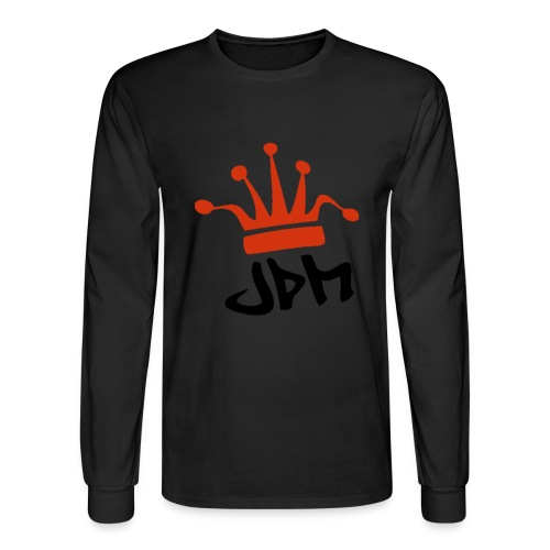 JDM Crown Long Sleeve T-Shirt - Men's Long Sleeve T-Shirt