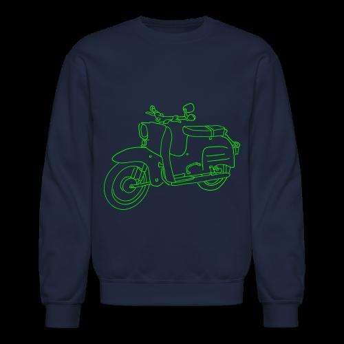 Scooter Swallow - Crewneck Sweatshirt