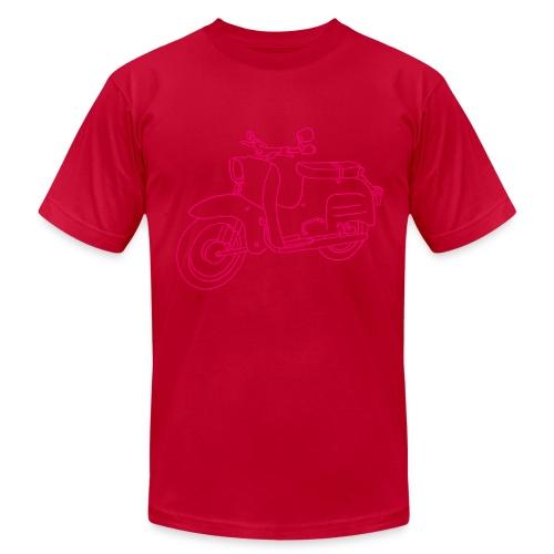 Scooter Swallow - Men's  Jersey T-Shirt