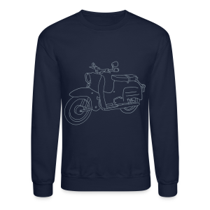 Scooter Swallow - Crewneck Sweatshirt
