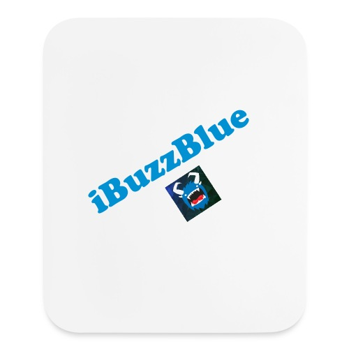 iBuzzBlue Mouse Pad - Mouse pad Vertical