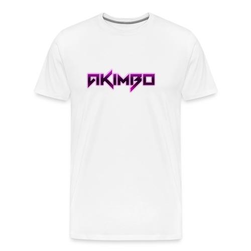 Akimbo Nation Clan Shirt - Men's Premium T-Shirt