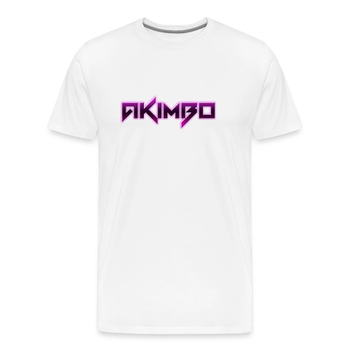 Akimbo Nation Clan Shirt - Men's Premium T-Shirt