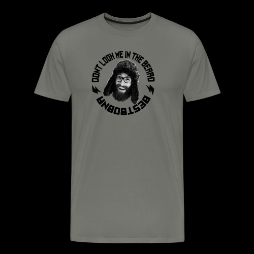 beardBUB - Men's Premium T-Shirt