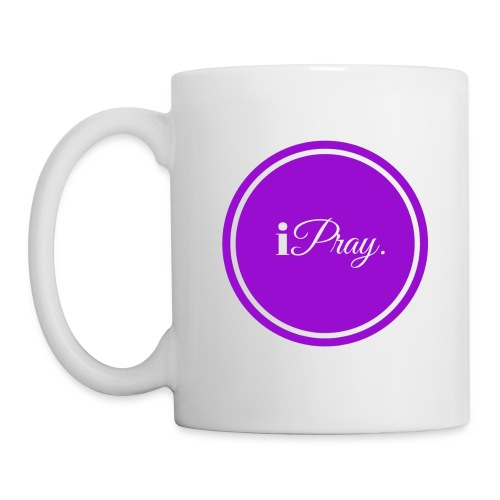 iPray - Coffee/Tea Mug