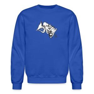 Limited Edition Grappling Octopus   - Crewneck Sweatshirt