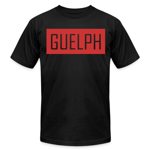 Guelph T-shirt : American Apparel Edition - Men's  Jersey T-Shirt