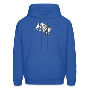 Limited Edition Grappling Octopus   - Men's Hoodie