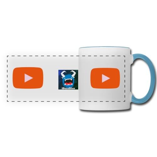 iBuzzBlue Youtuber Mug - Panoramic Mug
