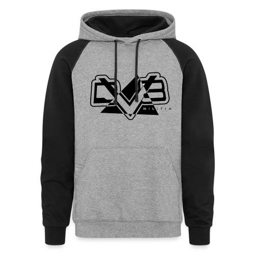 DV8 Militia Hoodie - Colorblock Hoodie