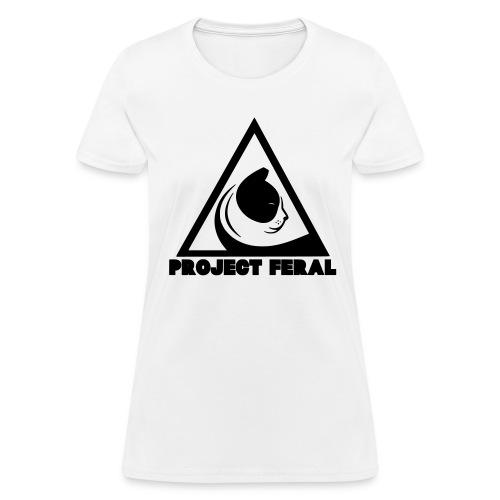 Project Feral fundraiser women - Women's T-Shirt