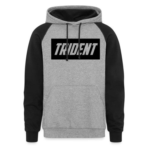 Men's Trident Pullover Hoodie - Colorblock Hoodie