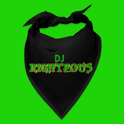 Bandana - Logo of world famous DJ Righteous
