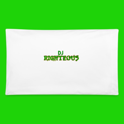 Pillowcase - Logo of world famous DJ Righteous