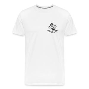 Classic Poko's Crib T-shirt - Men's Premium T-Shirt