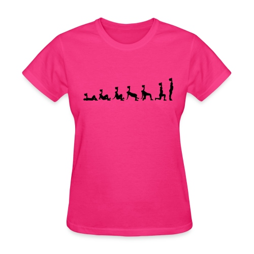Turkish Getup Ladies' Tee - Women's T-Shirt