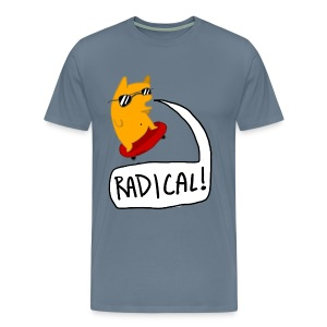 RADICAL! Men's tshirt - Men's Premium T-Shirt