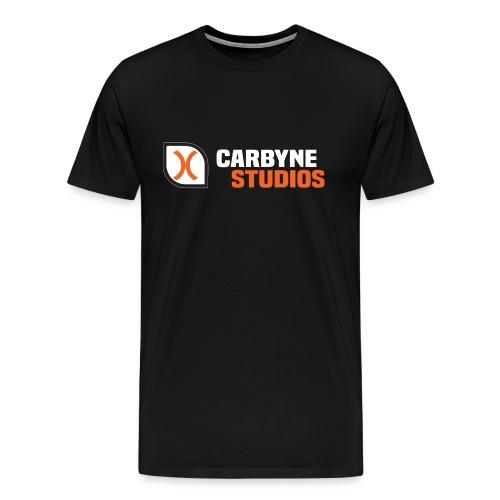 Carbyne Brand Shirt - Men's Premium T-Shirt