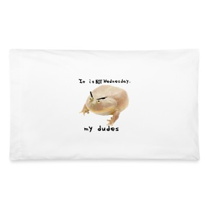 Sleep well dude - Pillowcase