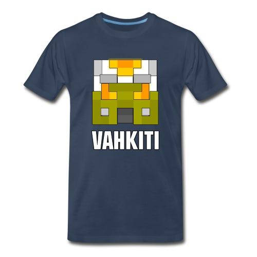 Vahkiti Emblem - Men's Premium T-Shirt