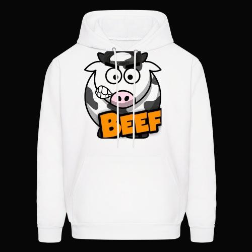 Beef Design - Mens Hoodie - Men's Hoodie
