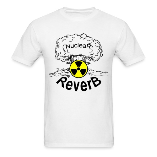 Men's T-Shirt Nuclear Reverb Logo - Men's T-Shirt