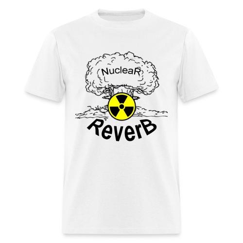 Men's T-Shirt Nuclear Reverb Logo - Men's T-Shirt