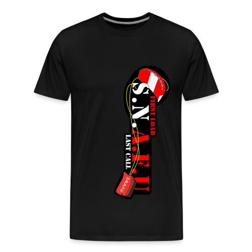 S.N.A.F.U 2016 - Men's Premium T-Shirt