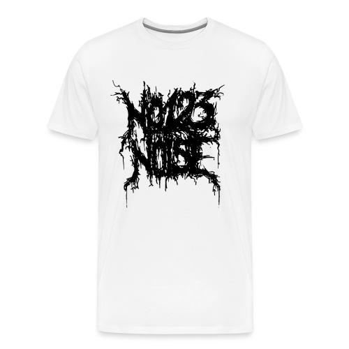 N0123NOISE Logo Shirt - Men's Premium T-Shirt