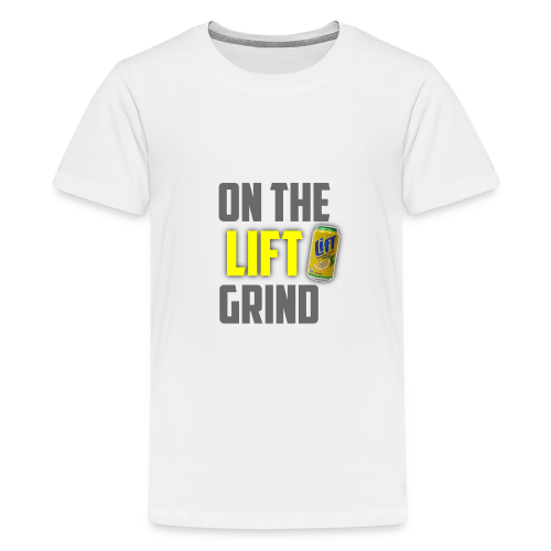 On The Lift Grind - Kids' Premium T-Shirt