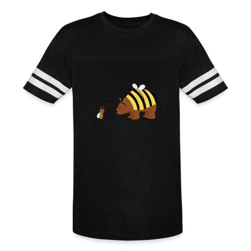 where is my honey - Vintage Sport T-Shirt