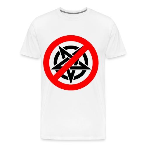 Say no to Evil One - Men's Premium T-Shirt