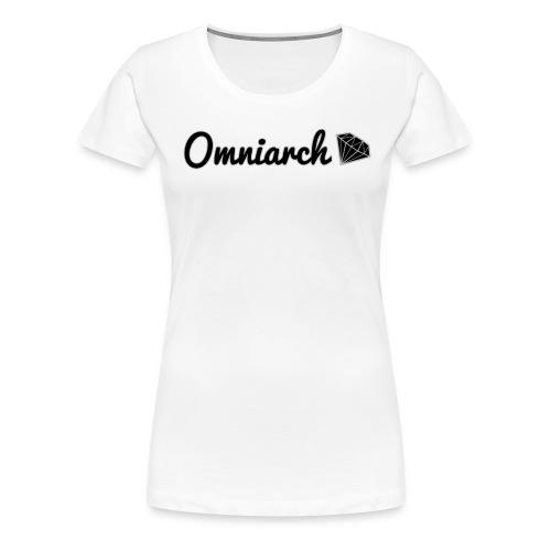 Omniarch Diamond 2 - Womens - Women's Premium T-Shirt