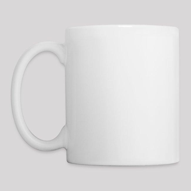 White Ceramic Mug I HAVE A BOOK HANGOVER