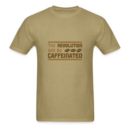 Coffee revolution - Men's T-Shirt