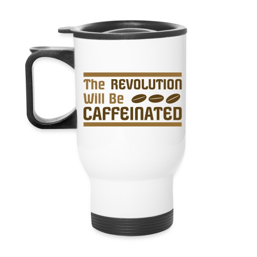 Coffee revolution - Travel Mug