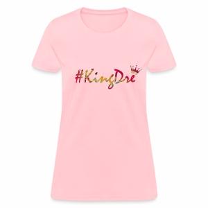 kingdre girls T - Women's T-Shirt