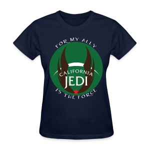 Women's California Jedi T-Shirt - Women's T-Shirt