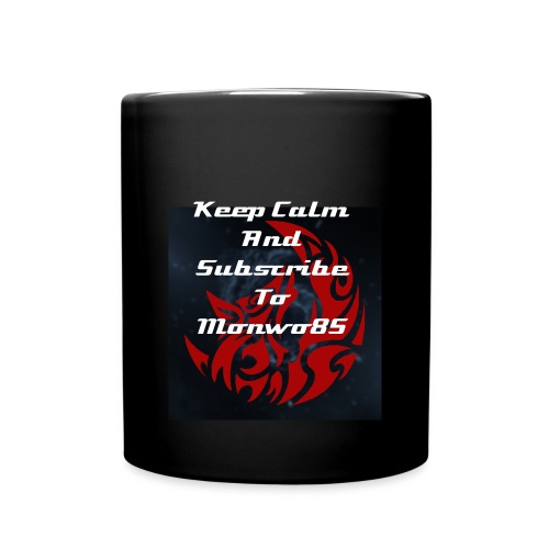 Monwo85 Subscriber mug - Full Color Mug