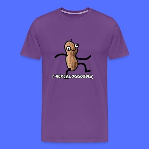 Lippy T. Penut T-Shirt MEN - Men's Premium T-Shirt