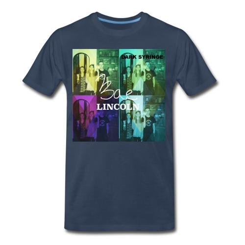 Bae Lincoln Men's Tee - Men's Premium T-Shirt