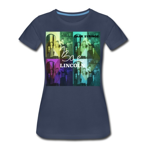 Bae Lincoln Women's Tee - Women's Premium T-Shirt