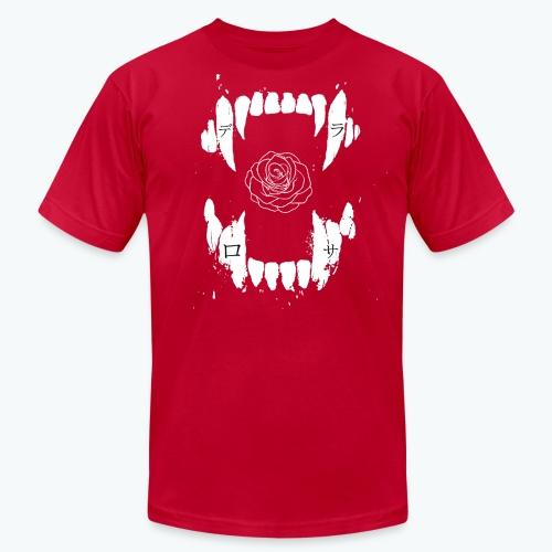 Pink Rose Tee - Men's  Jersey T-Shirt