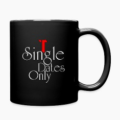 Single Dates Only Full Color Mug