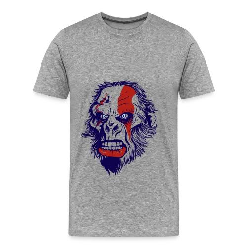 Gorilla T-Shirt - Men's Premium T-Shirt