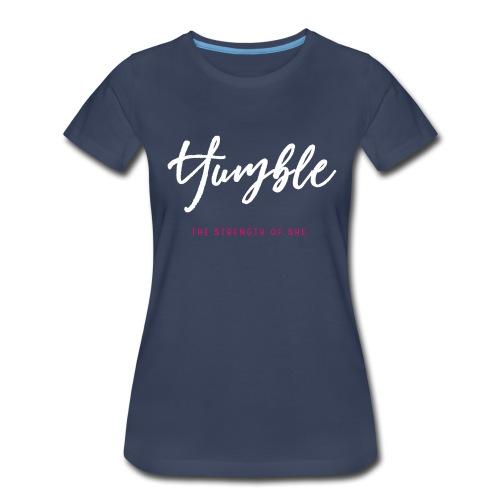Humble Tee - Women's Premium T-Shirt