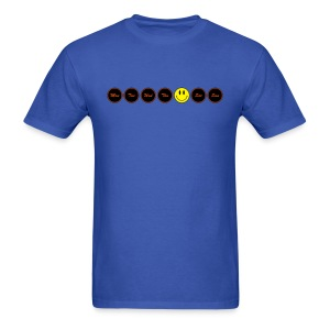 Smiley Fridsay Shirt - Men's T-Shirt