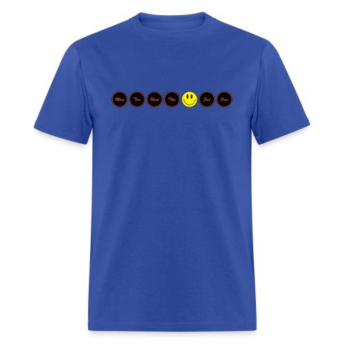 Smiley Friday Shirt - Men's T-Shirt