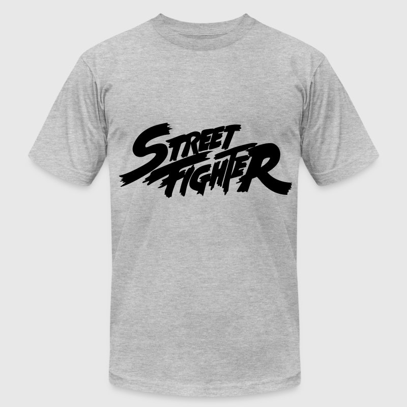 Street Fighter T-Shirts - Men's T-Shirt by American Apparel